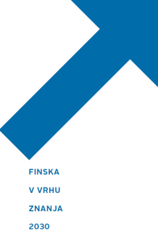 Naslovnica za Finska v vrhu znanja 2030