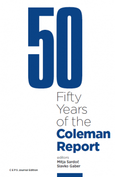 Naslovnica za Fifty Years of the Coleman Report