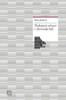 Naslovnica za Nadarjeni učenci v slovenski šoli