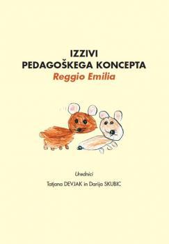 Naslovnica za Izzivi pedagoškega koncepta Reggio Emilia