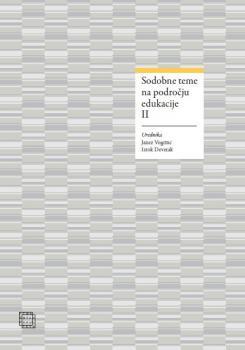 Naslovnica za Sodobne teme na področju edukacije II