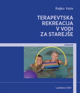 Naslovnica za Terapevtska rekreacija v vodi za starejše