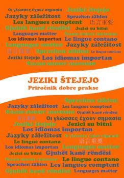 Naslovnica za Jeziki štejejo: priročnik dobre prakse