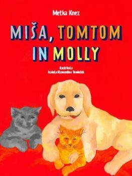 Naslovnica za Miša, TomTom in Molly