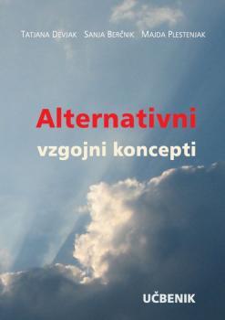 Naslovnica za Alternativni vzgojni koncepti