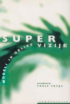 Naslovnica za Modeli in oblike supervizije