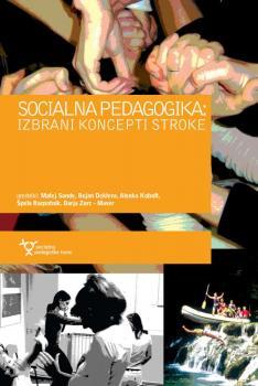 Naslovnica za Socialna pedagogika: izbrani koncepti stroke