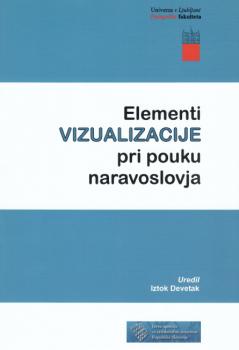 Naslovnica za Elementi vizualizacije pri pouku naravoslovja