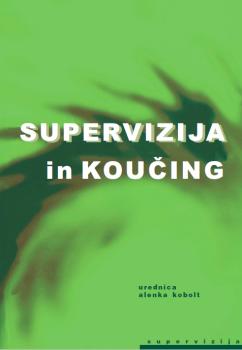 Naslovnica za Supervizija in koučing