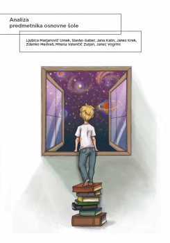 Naslovnica za Analiza predmetnika osnovne šole