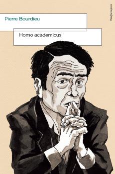 Naslovnica za Homo academicus